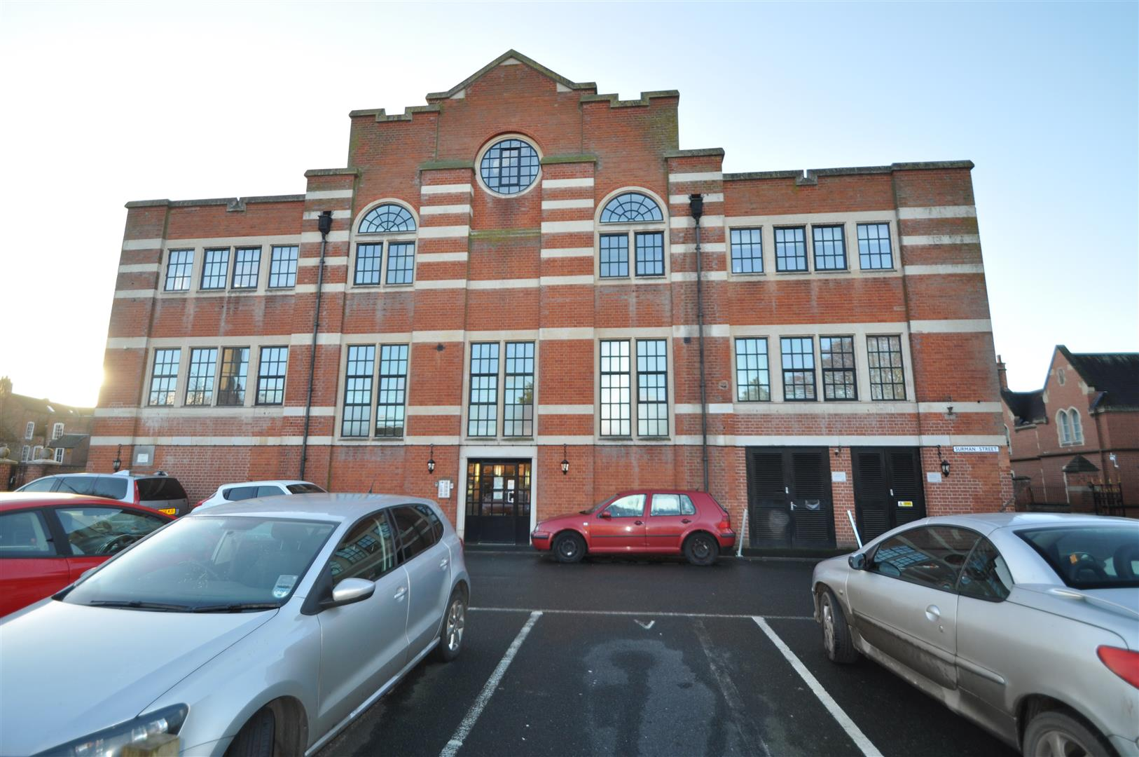 1 Bedroom Flat for sale in Surman Street, Worcester